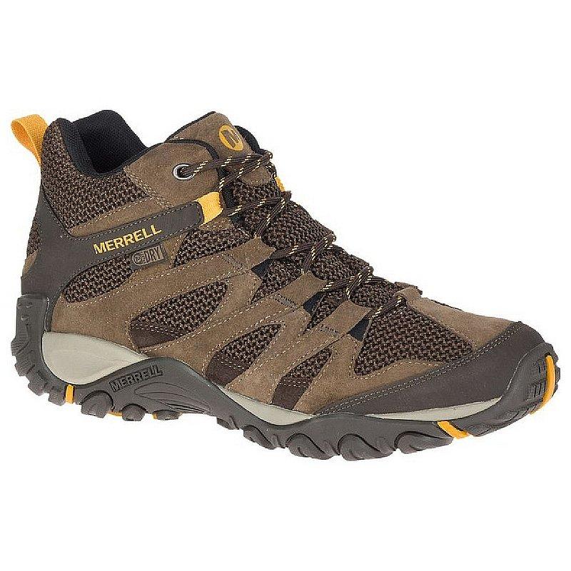 Merrell Men's Alverstone Mid Waterproof Boots J48535 (Merrell)