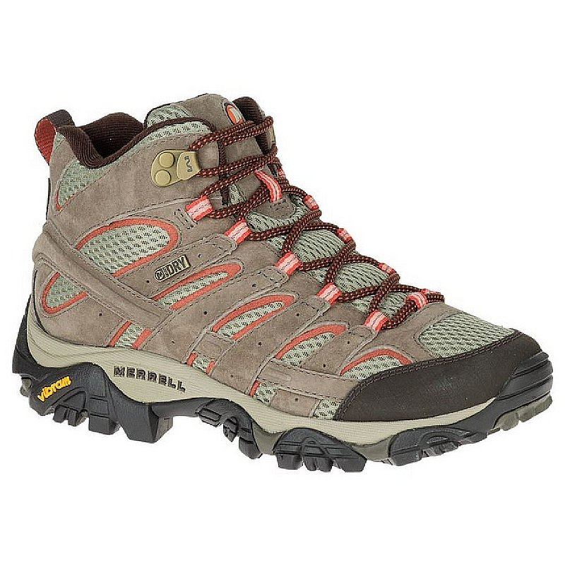 Women's Moab 2 Mid Waterproof Boots