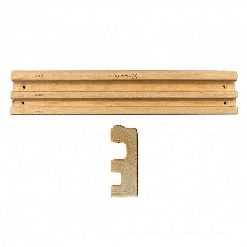 Metolius Prime Rib Wood Board WOOD006 (Metolius)
