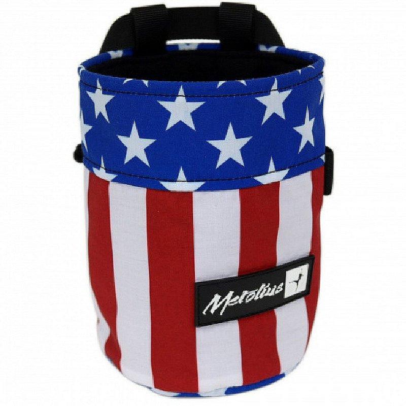 Metolius Uncle Sam Chalk Bag CBUS200 (Metolius)