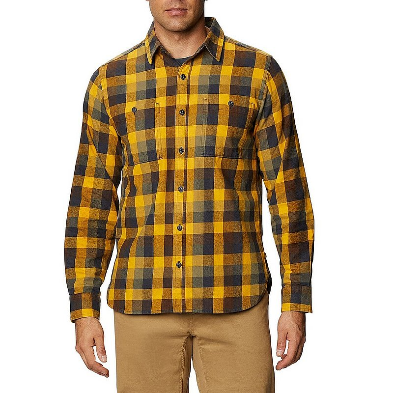 Mountain Hardwear Men's Catalyst Edge Long Sleeve Shirt 1851101 (Mountain Hardwear)