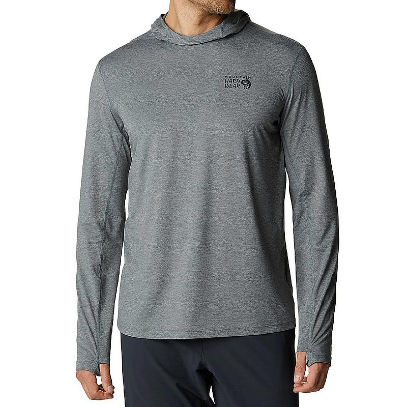 Mountain Hardwear Men's Crater Lake Long Sleeve Hoody 1829321 (Mountain Hardwear)