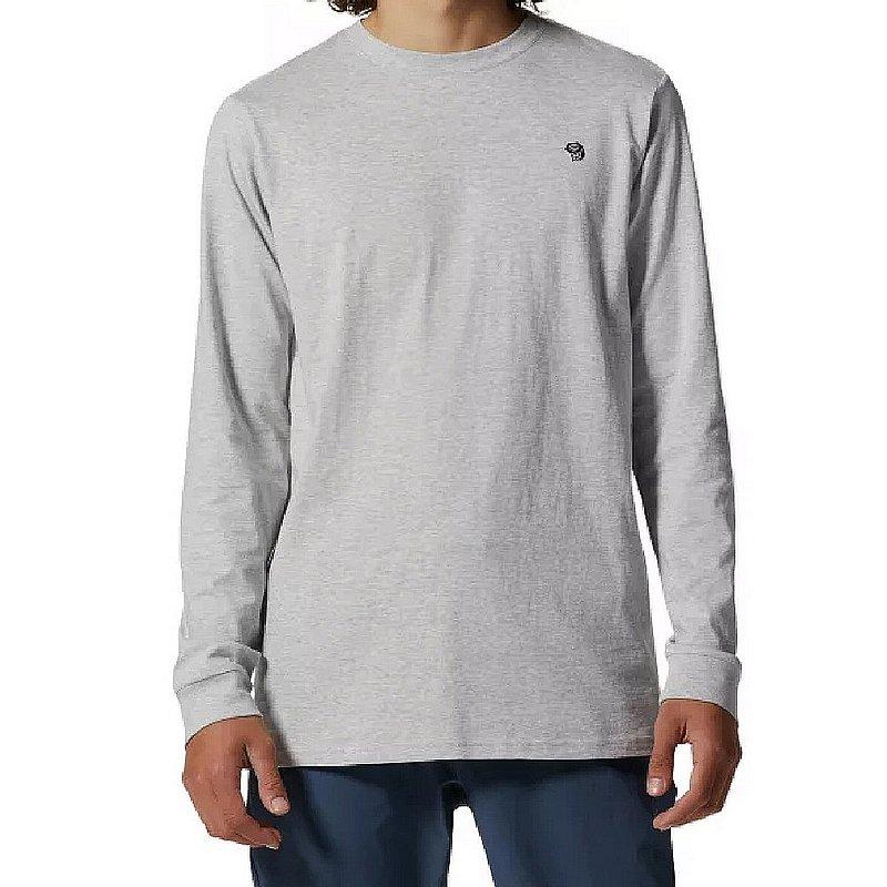 Mountain Hardwear Men's MHW Logo Long Sleeve T-Shirt 1929961 (Mountain Hardwear)