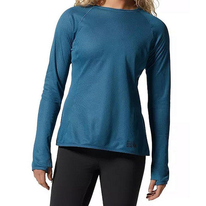 Mountain Hardwear Women's AirMesh Long Sleeve Crew Shirt 1949301 (Mountain Hardwear)