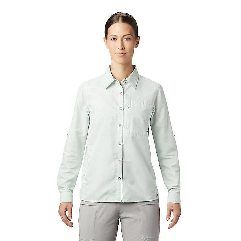 Mountain Hardwear Women's Canyon Long Sleeve Button Up Shirt 1648531 (Mountain Hardwear)