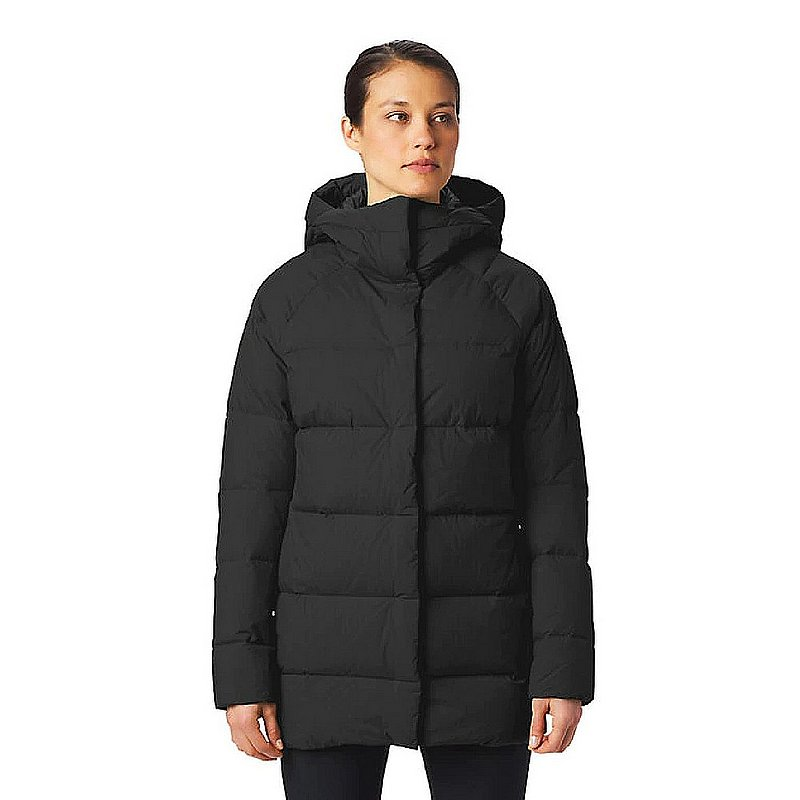 Women's Glacial Storm Down Parka Jacket