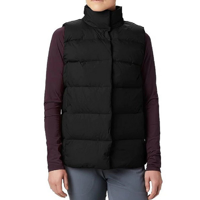 Mountain Hardwear Women's Glacial Storm Down Vest 1850901 (Mountain Hardwear)