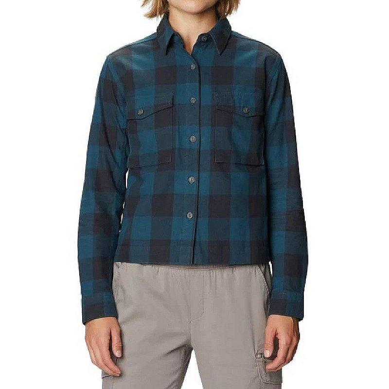 Mountain Hardwear Women's Moiry Shirt Jacket 1864081 (Mountain Hardwear)