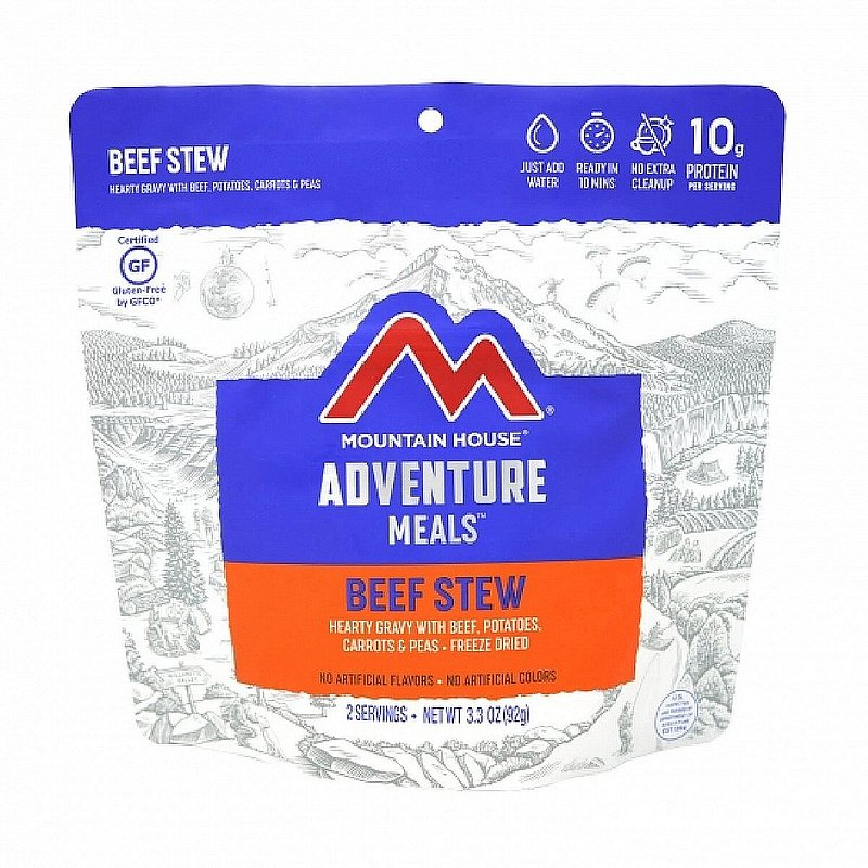Mountain House Beef Stew Meal 55145 (Mountain House)