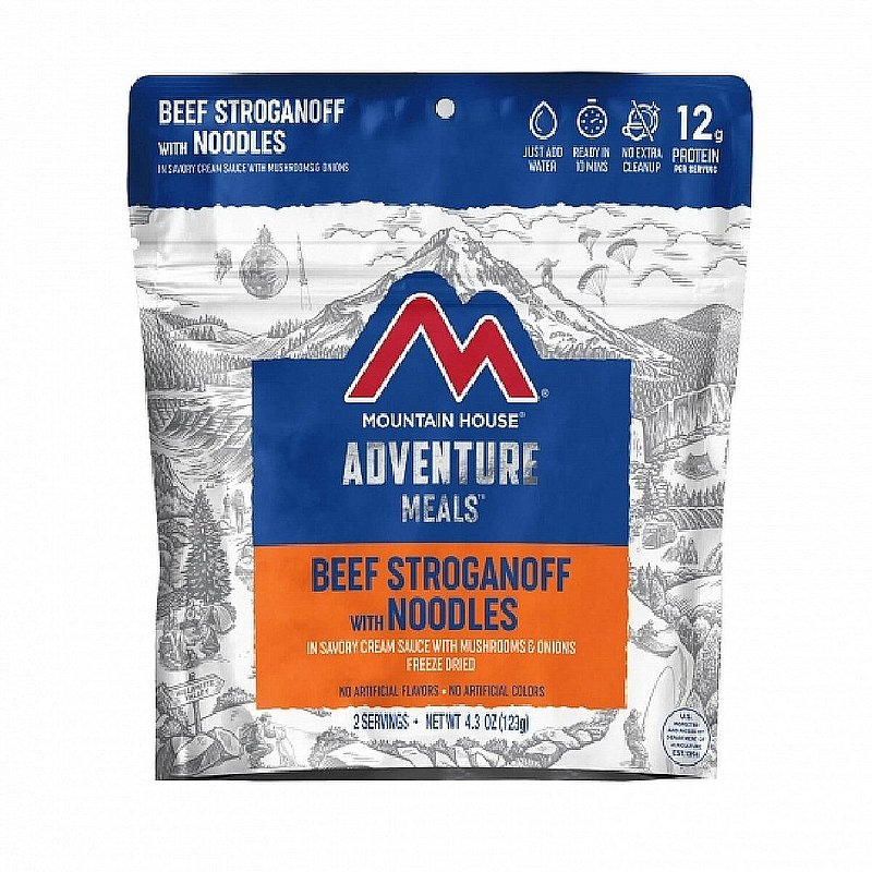 Mountain House Beef Stroganoff Meal 55149 (Mountain House)