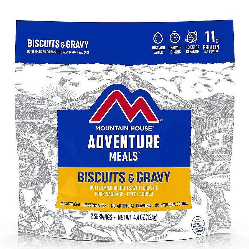 Mountain House Biscuits and Gravy 55453 (Mountain House)
