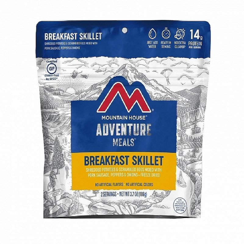 Mountain House Breakfast Skillet Meal 55451 (Mountain House)