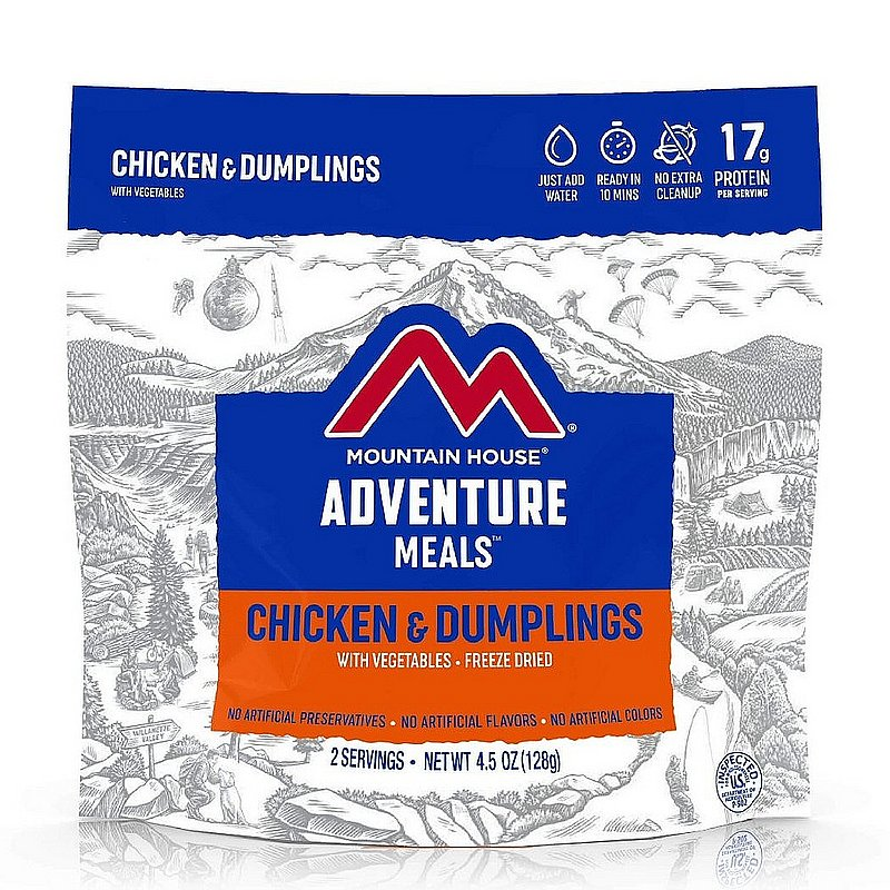 Mountain House Chicken and Dumplings Meal 55165 (Mountain House)