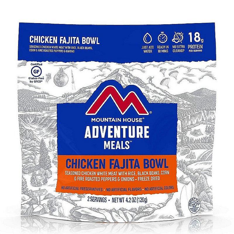 Mountain House Chicken Fajita Bowl Pouch Meal 55175 (Mountain House)