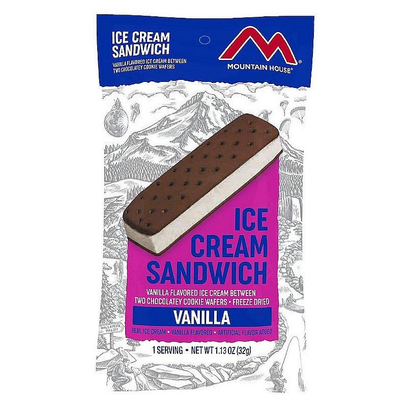 Mountain House Vanilla Ice Cream Sandwich 55524 (Mountain House)