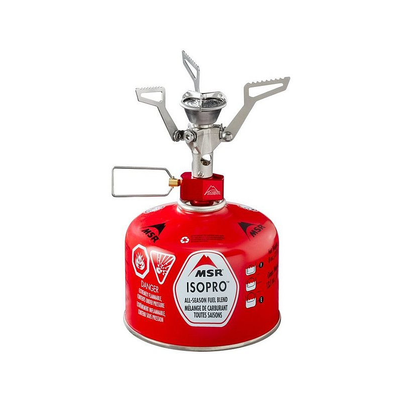 Mountain Safety Research PocketRocket 2 Backpacking Stove 09884 (Mountain Safety Research)