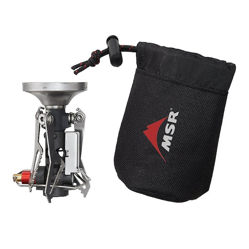 Mountain Safety Research PocketRocket Deluxe Camp Stove 10955 (Mountain Safety Research)