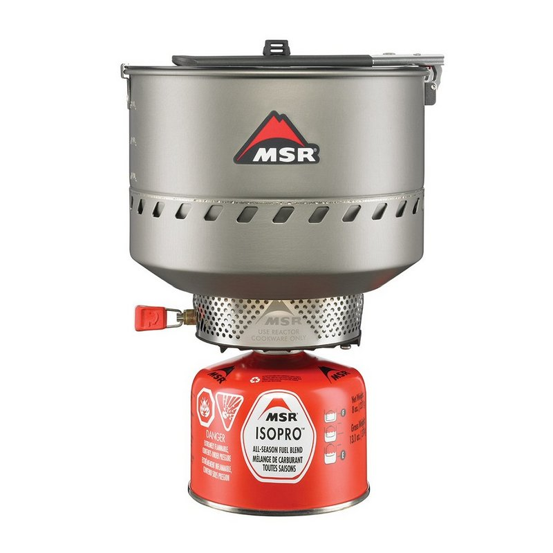 Mountain Safety Research Reactor 2.5L Stove System 06902 (Mountain Safety Research)