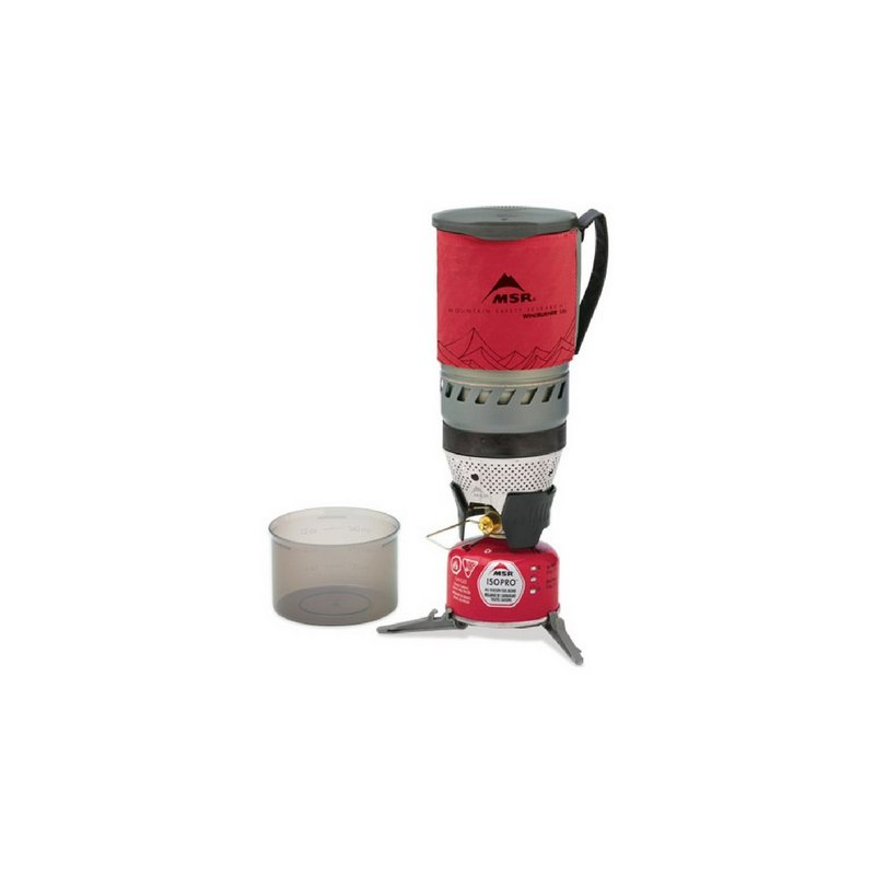 Mountain Safety Research Windburner 1L Stove System 09219 (Mountain Safety Research)