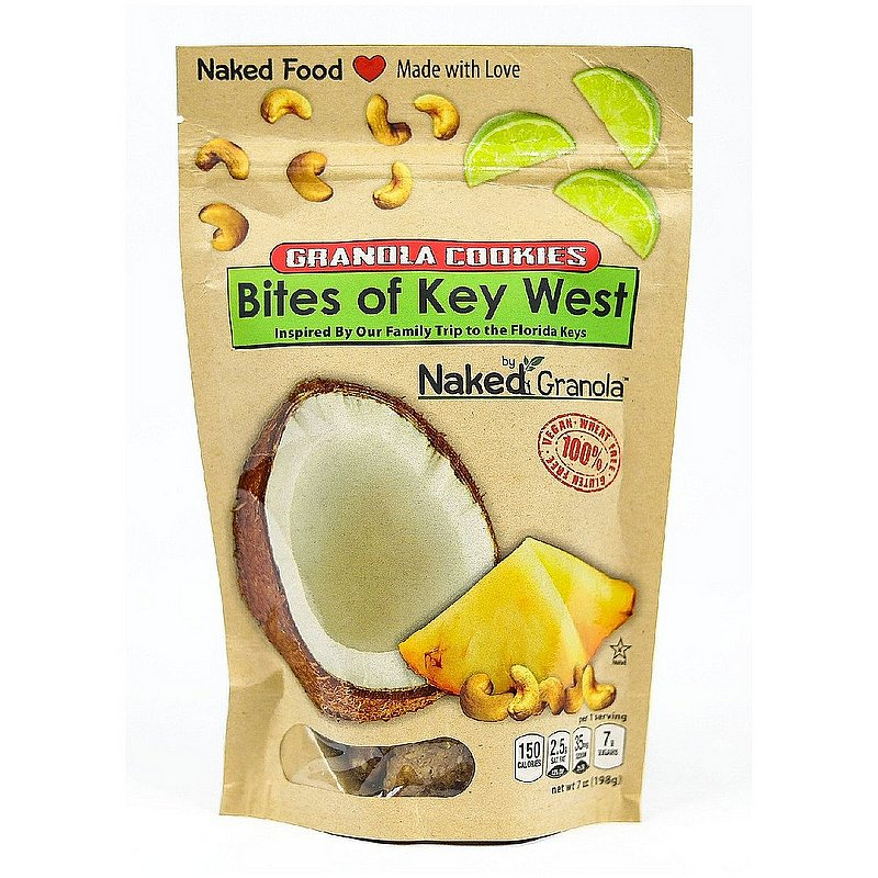 Naked Granola, Inc Bites of Key West Granola NG-B7-KW (Naked Granola, Inc)