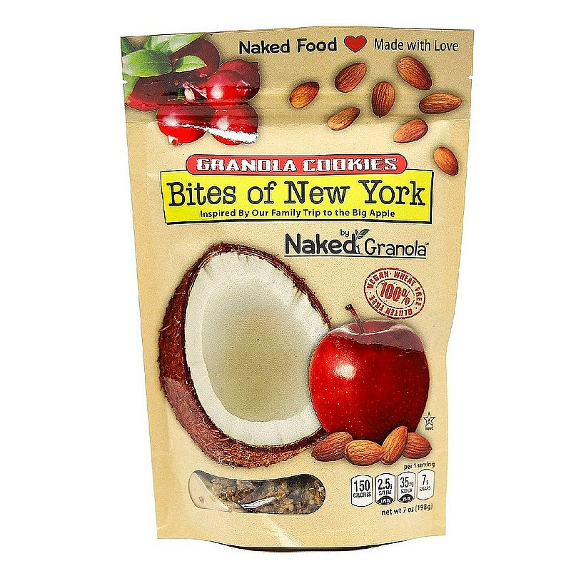 Naked Granola, Inc Bites of New York Granola NG-B7-NY (Naked Granola, Inc)