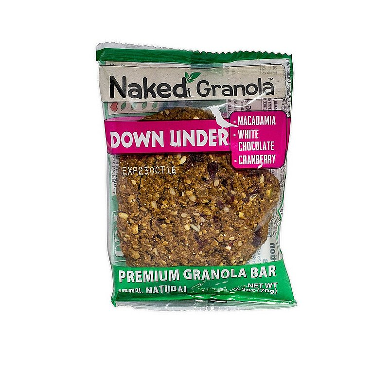 Naked Granola, Inc Granola Cookies--Down Under NG-C-DOWN (Naked Granola, Inc)