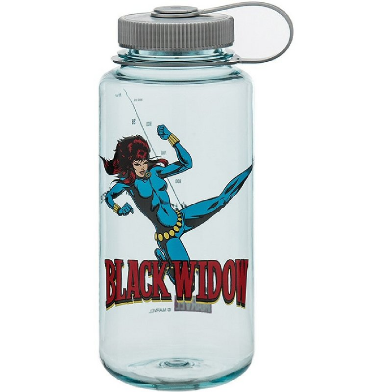 Nalgene Black Widow Wide Mouth 32oz Water Bottle 342390 (Nalgene)