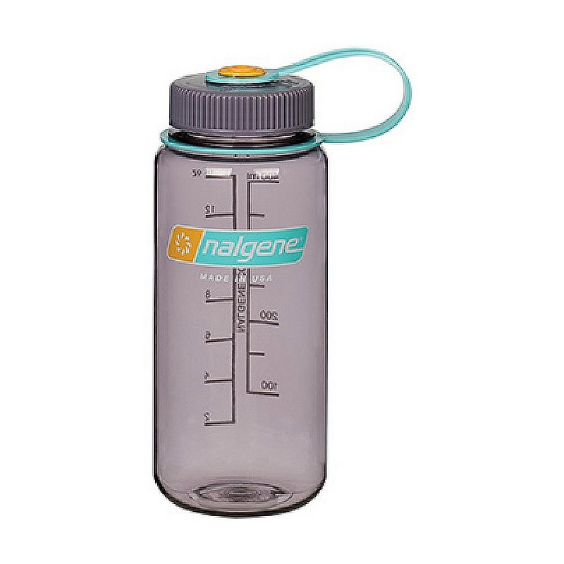 Nalgene 340606 Everyday Wide Mouth Bottle 1.5 Litre Camping /& Outdoor Grey New..
