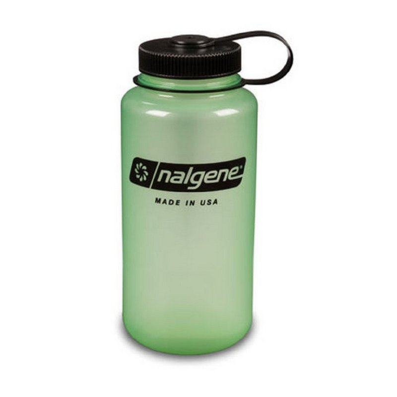 Nalgene Glowing 32 oz Wide Mouth Tritan Water Bottle 341816 (Nalgene)