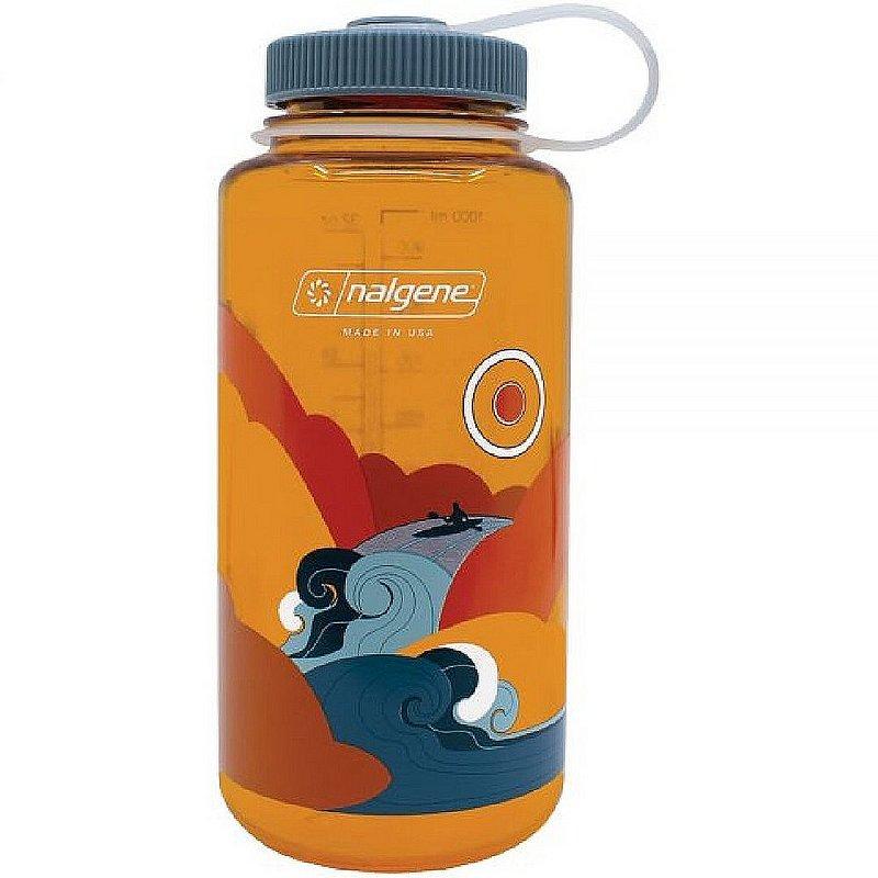 Nalgene Retro Print Wide Mouth Water Bottle--32oz 341889 (Nalgene)