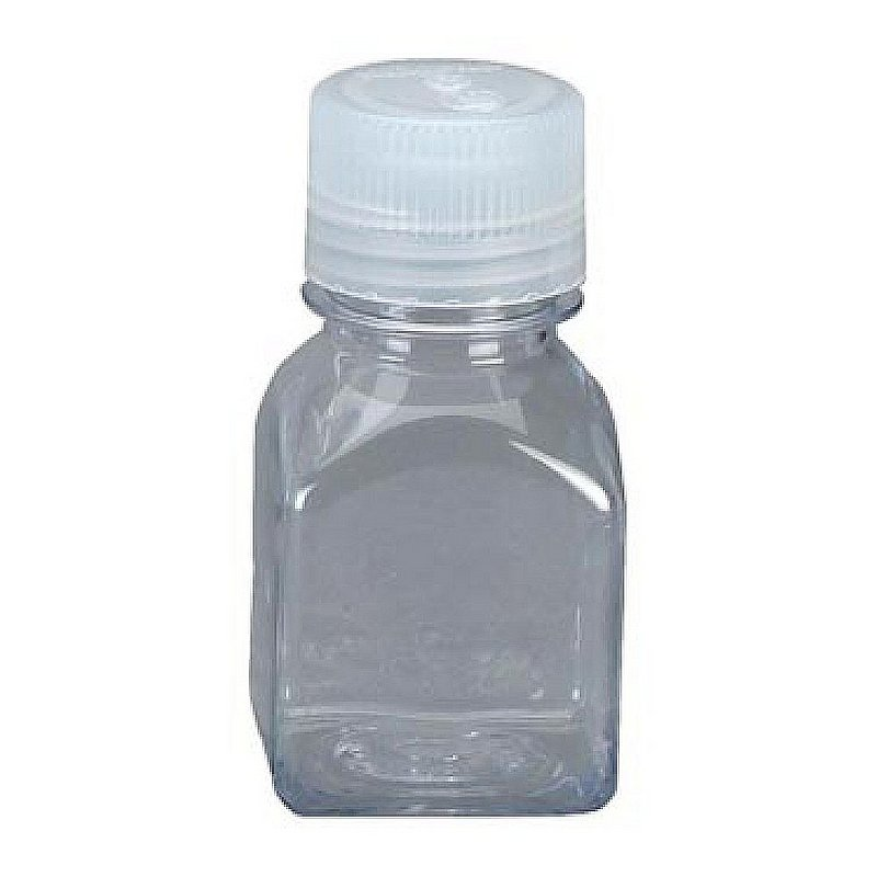 Nalgene Square Bottle--4 oz 340737 (Nalgene)