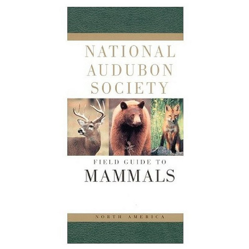 National Audubon Society Field Guide to North American Mammals Book 103808 (National Audubon Society)