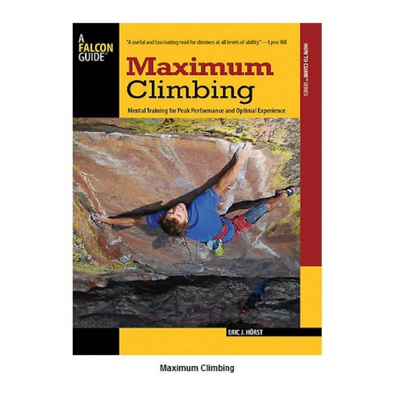 National Book Network Maximum Climbing Book FAL755325 (National Book Network)