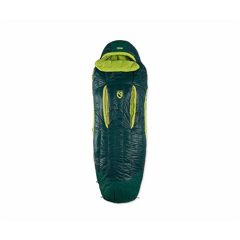 Nemo Equipment, Inc Women's Disco Down Sleeping Bag--Long 811666030962 (Nemo Equipment, Inc)