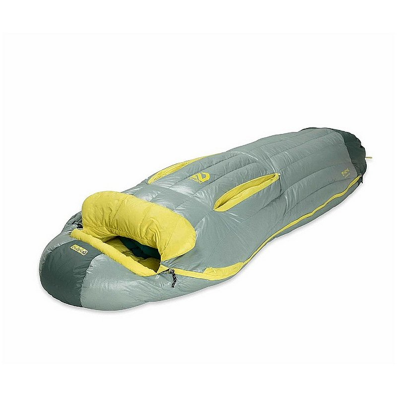 Nemo Equipment, Inc Women's Riff Down Sleeping Bag--Regular 811666031051 (Nemo Equipment, Inc)