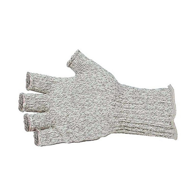 Newberry Knitting Co. Men's Fingerless Ragg Gloves--L 558997 (Newberry Knitting Co.)