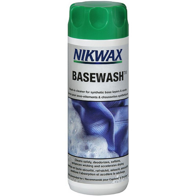 Nikwax Base Wash--10 Oz 141 (Nikwax)