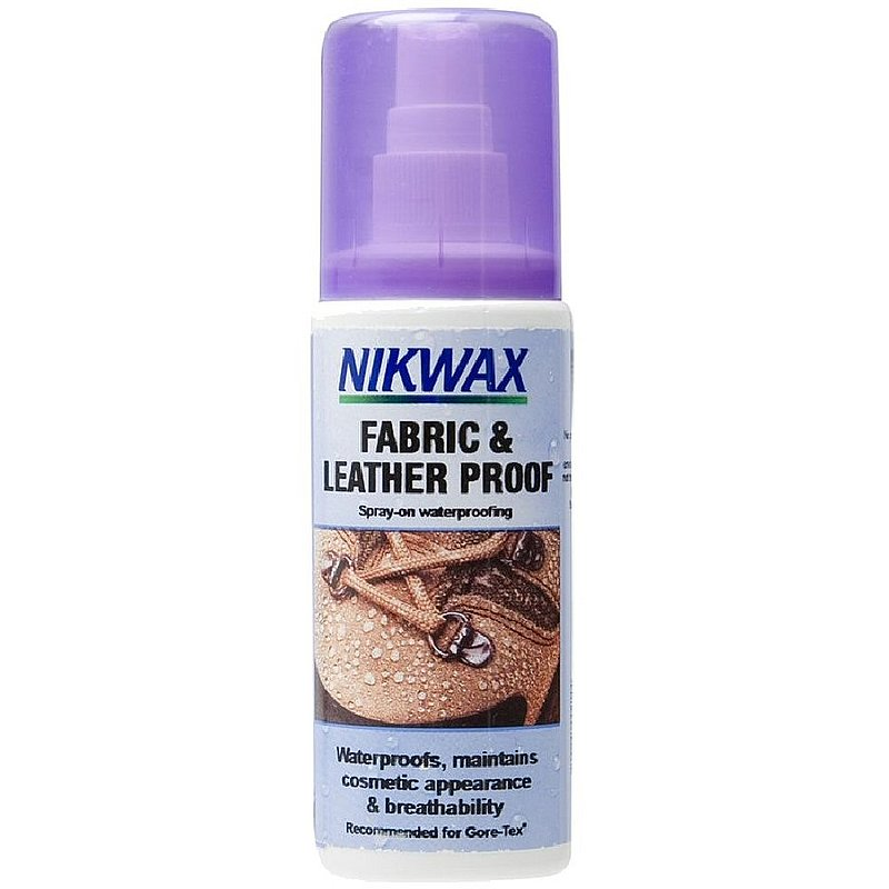 Nikwax Fabric & Leather Proof--Spray-on 792 (Nikwax)