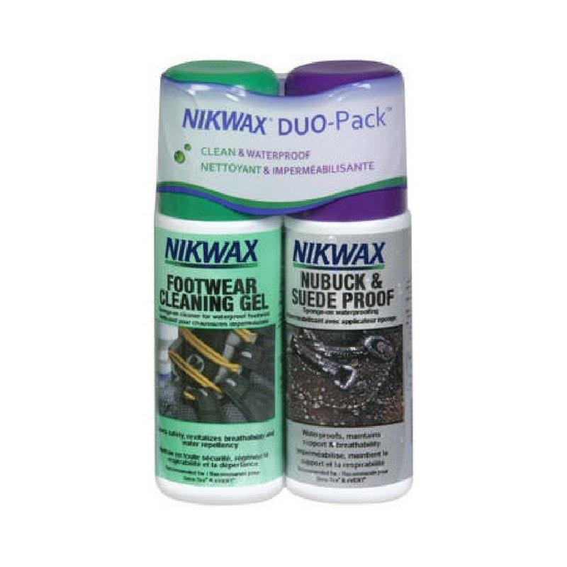 Nikwax Footwear DuoPack--Nubuck & Suede 127 (Nikwax)
