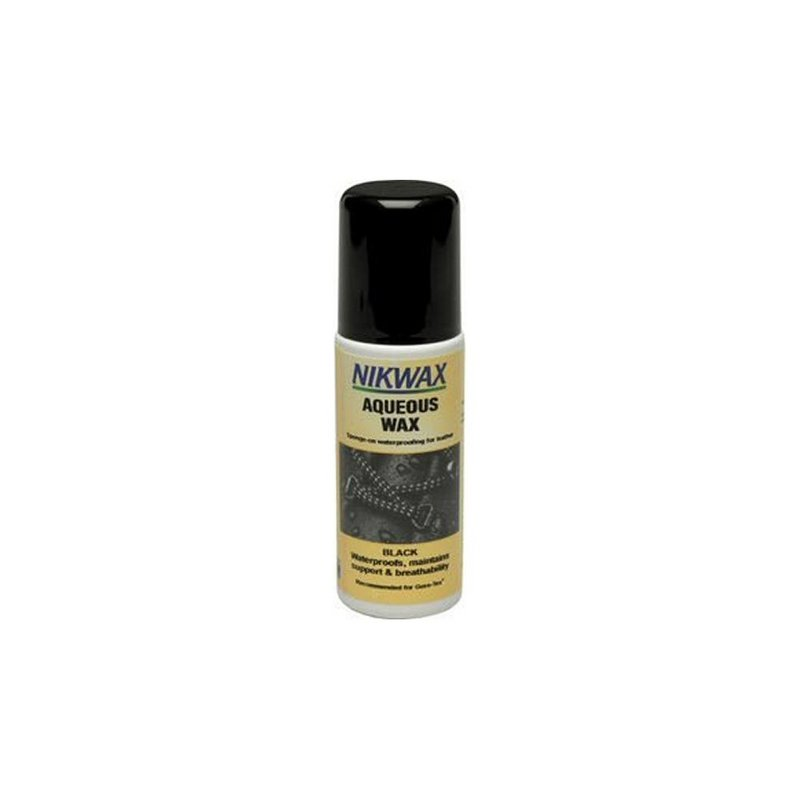 Nikwax Liquid Waterproofing Wax--Black 731 (Nikwax)