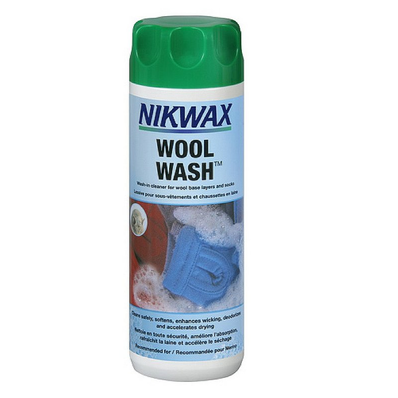 Nikwax Wool Wash--10 Oz 131 (Nikwax)