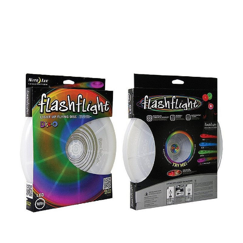 Nite Ize Flashflight Light Up Flying Disc FFD (Nite Ize)