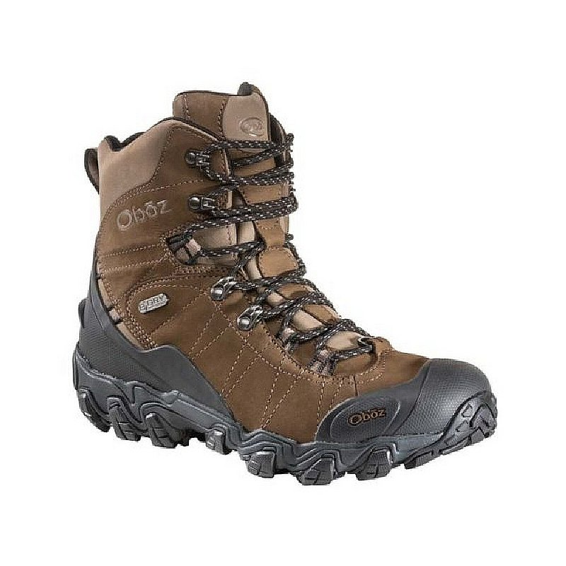 "Oboz Footwear Men's Bridger 8"" Insulated Waterproof Boots 82001 (Oboz Footwear)"