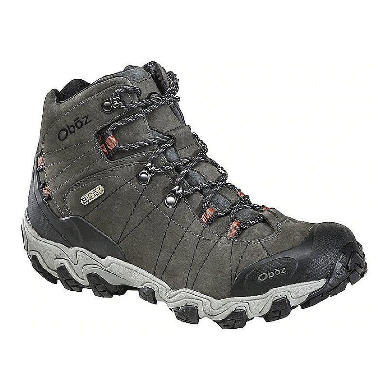 Oboz Footwear Men's Bridger Mid BDry Boots 22101 (Oboz Footwear)