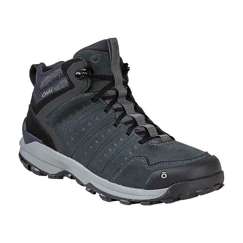 Oboz Footwear Men's Sypes Mid Leather Waterproof Boots 77101 (Oboz Footwear)