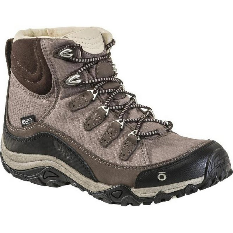 Oboz Footwear Women's Juniper Mid Waterproof Boots 70702 (Oboz Footwear)