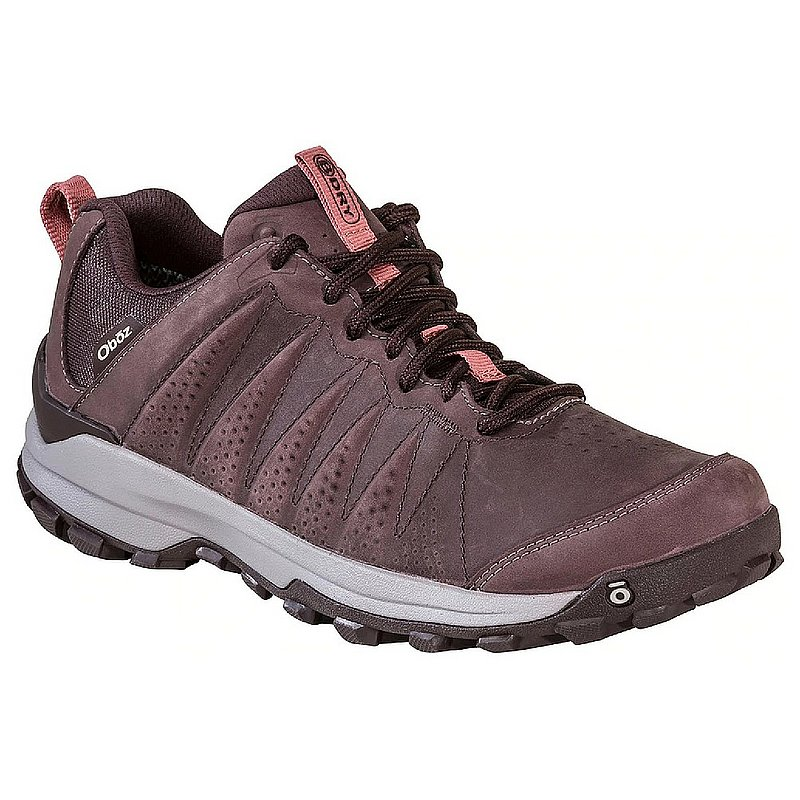 Oboz Footwear Women's Sypes Low Leather Waterproof Shoes 76102 (Oboz Footwear)