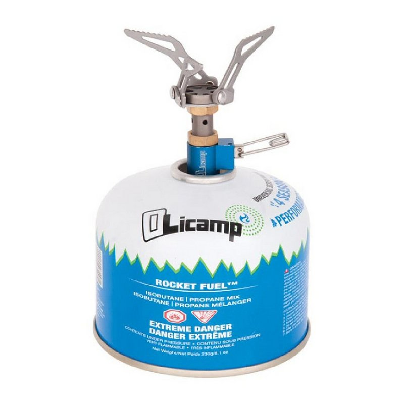 Olicamp Micro Titanium Stove 329017 (Olicamp)