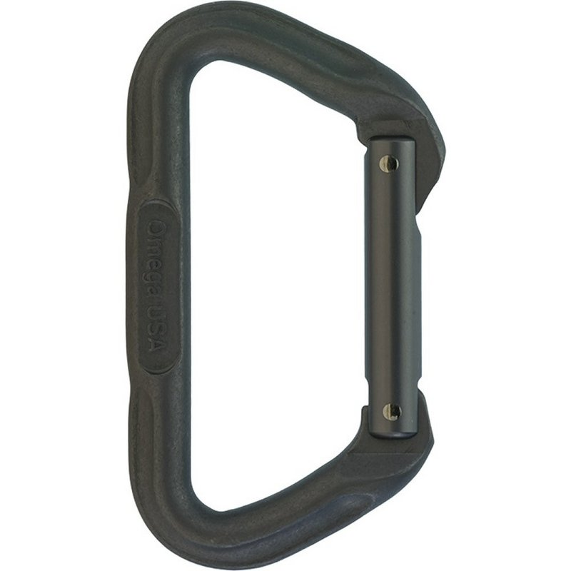 Omega Pacific Omega Standard D Carabiner 433659 (Omega Pacific)