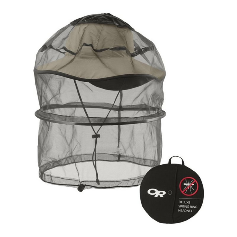 Outdoor Research Deluxe Spring Ring Headnet 243377 (Outdoor Research)